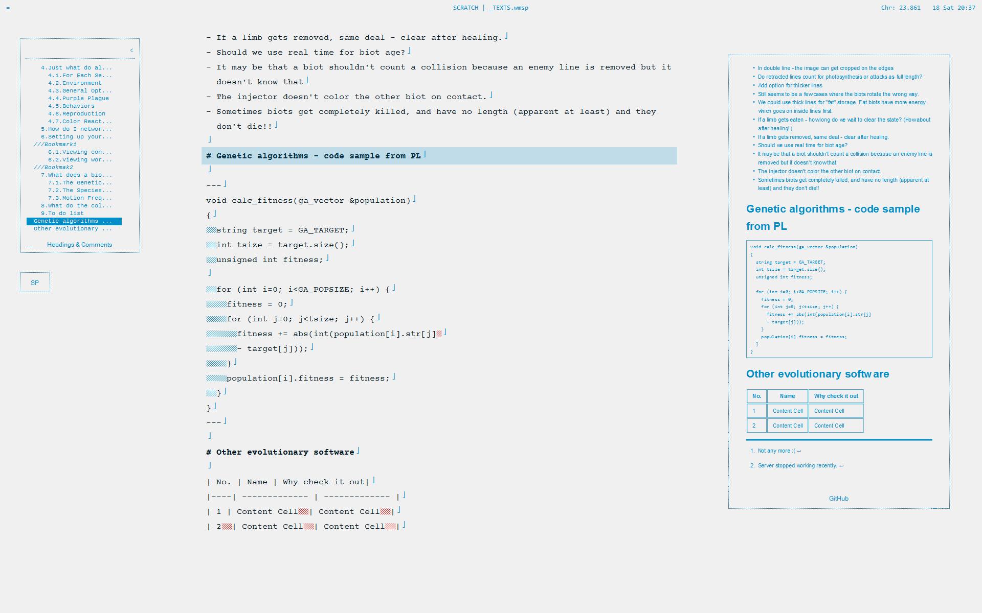 WriteMonkey 2.7.0.3 full